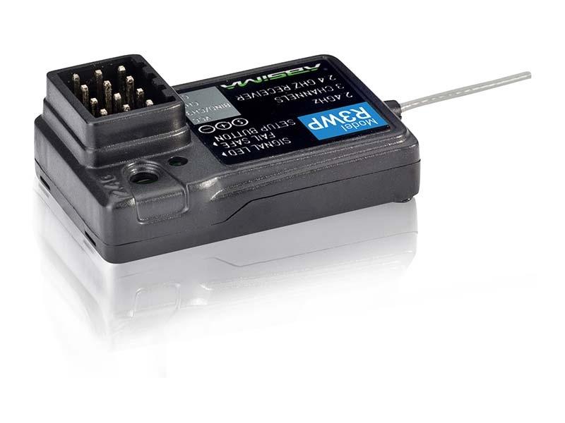 3 - Kanal Empfänger R3WP 2,4 GHz waterproof