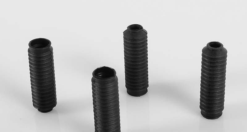Super Scale Shock Boot (Black) (4 Stück)