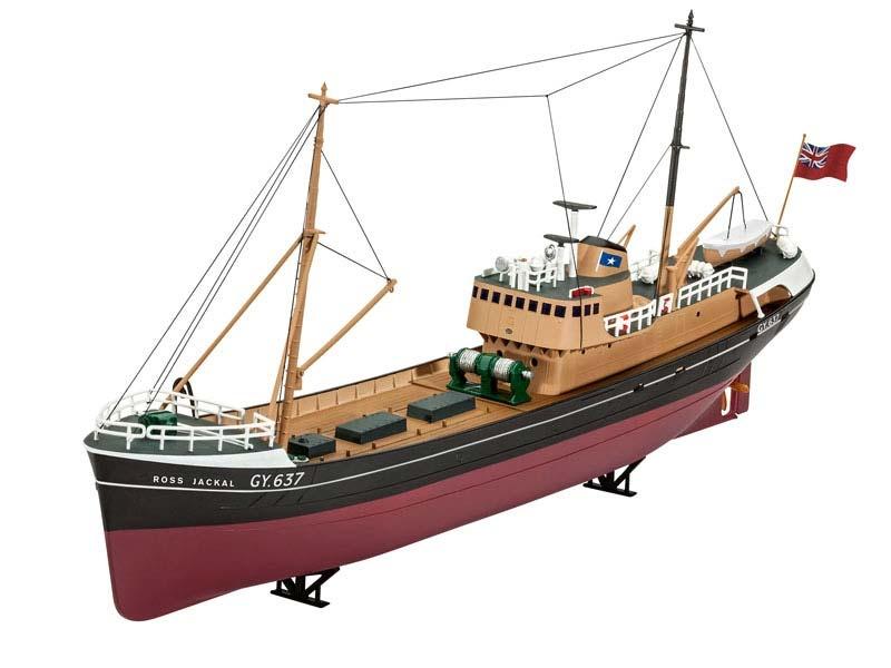 Northsea Fishing Trawler 1:142