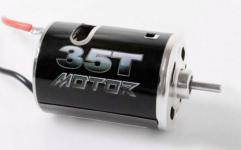 Crawler Brushed Motor 35T (540er)