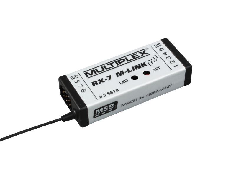 Empfänger RX7 MLINK 2,4 GHz