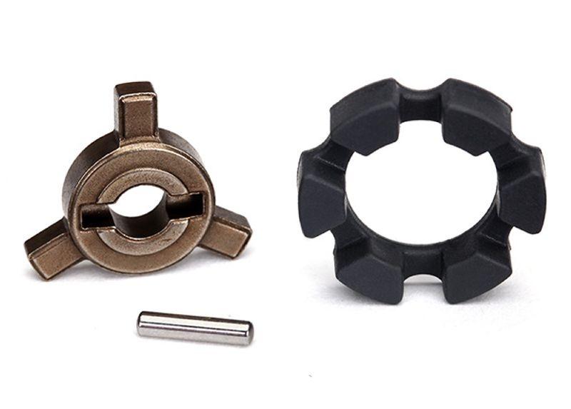 Cush drive key/ pin/ elastomer damper für X-Maxx