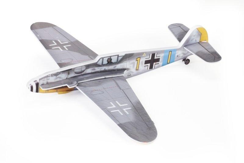 Vector Plane Messerschmitt BF 109 380mm Bausatz