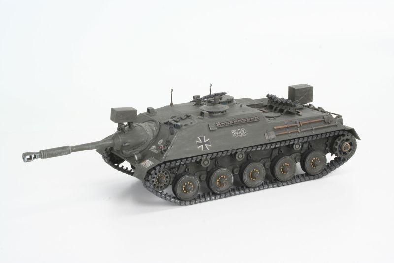 Kanonenjagdpanzer (KajaPa)+Observation Version (BeobPz) 1:35