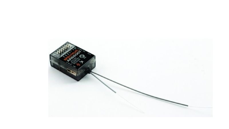 AR6600T 6-Kanal Telemetrie-Empfänger