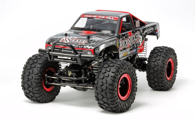 Rock Socker CR-01 4WD Crawler 1/10 Baukasten