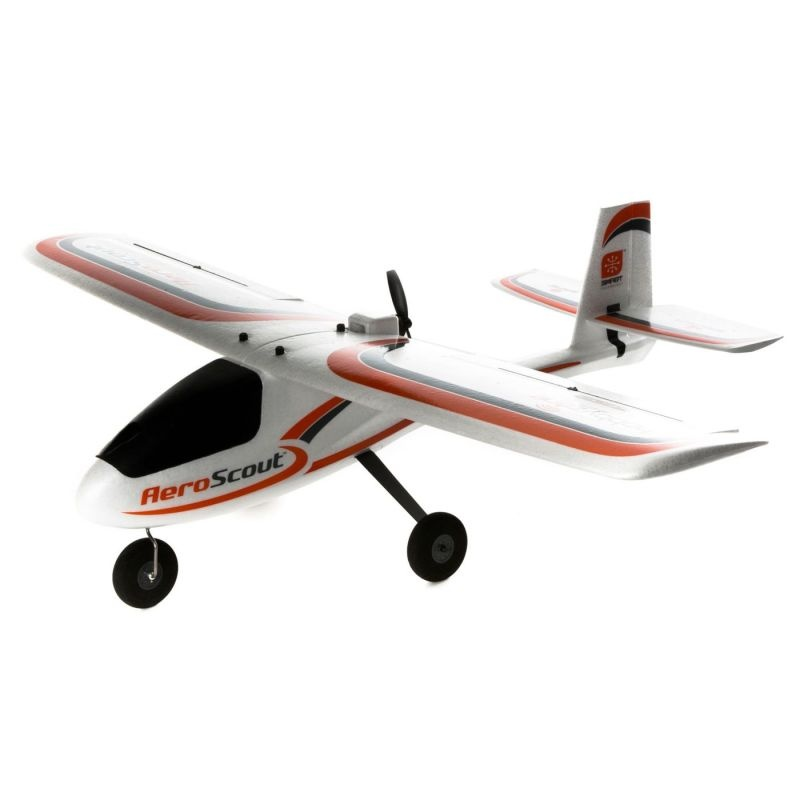 AeroScout S 1.1m Trainer BNF Basic mit SAFE-Technologie