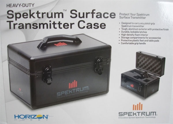 Spektrum DSMR Senderkoffer für DX4C, DX4S, DX4R, DX2E