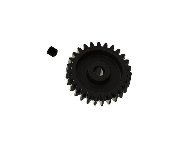 Motorritzel 27 Zähne, Modul 1 (5mm Welle) für Infraction