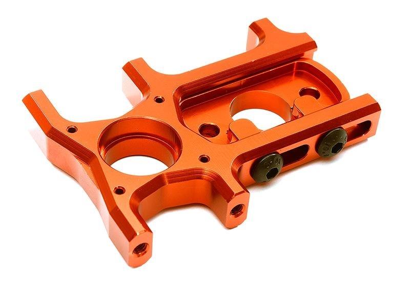 CNC Aluminium Motorhalterung rot für ARRMA Kraton 6S BLX