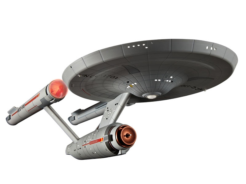 U.S.S. Enterprise NCC-1701 1:600