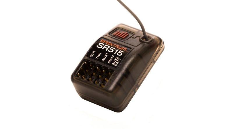 SR515 5-Kanal DSMR Sport Empfänger 2,4GHz