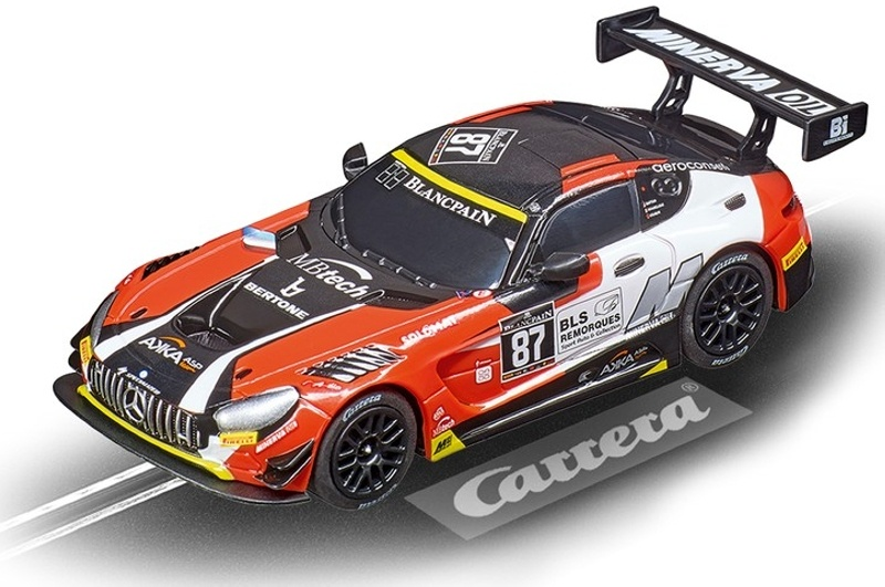 Digital 143 Mercedes-AMG GT3 Team AKKA-ASP No.88