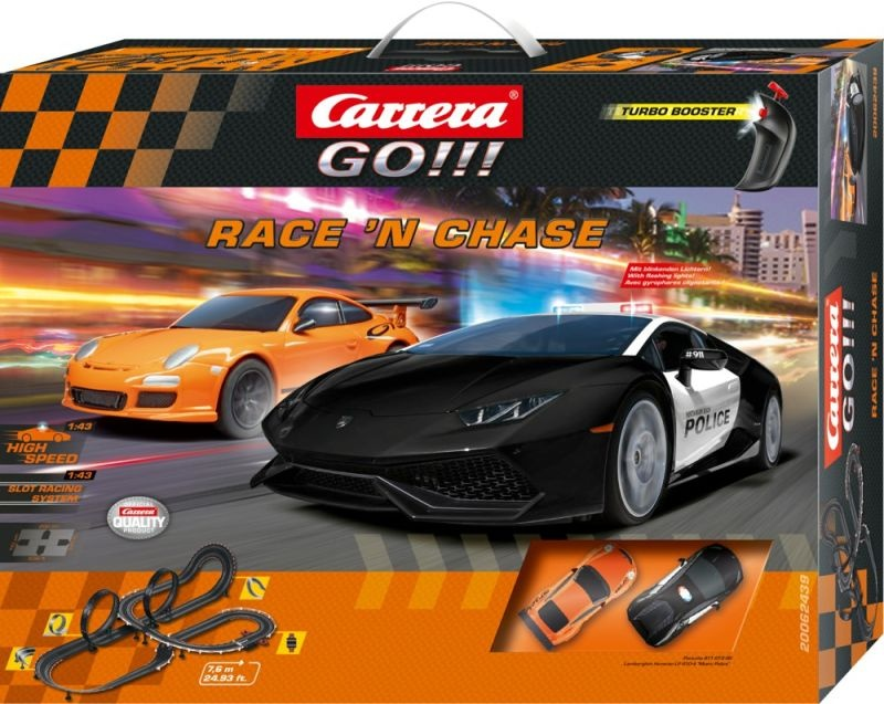 GO!!! Race n Chase Grundpackung