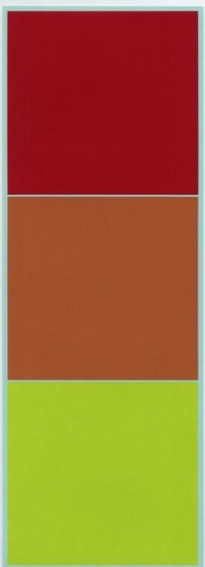 Dekorbogenfolie klar, rot, orange, gelb