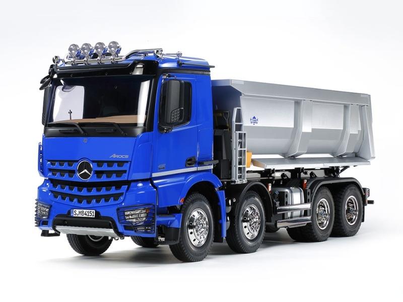 Mercedes-Benz Arocs 4151 8x4 Kipper Truck 1:14 Bausatz