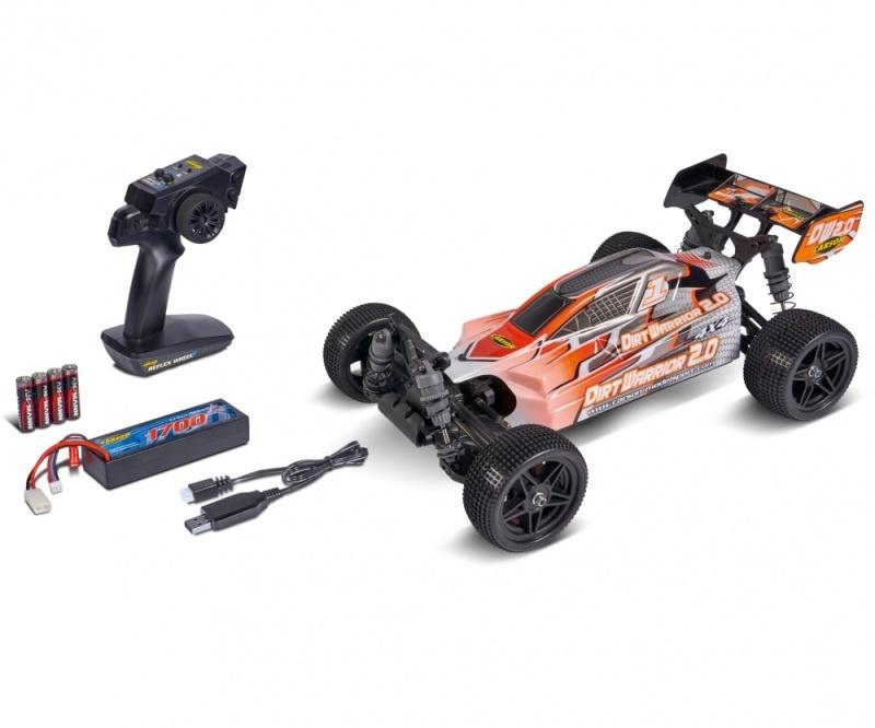 X10 Dirt Warrior Sport 2.0 Buggy 100% 1:10 RTR