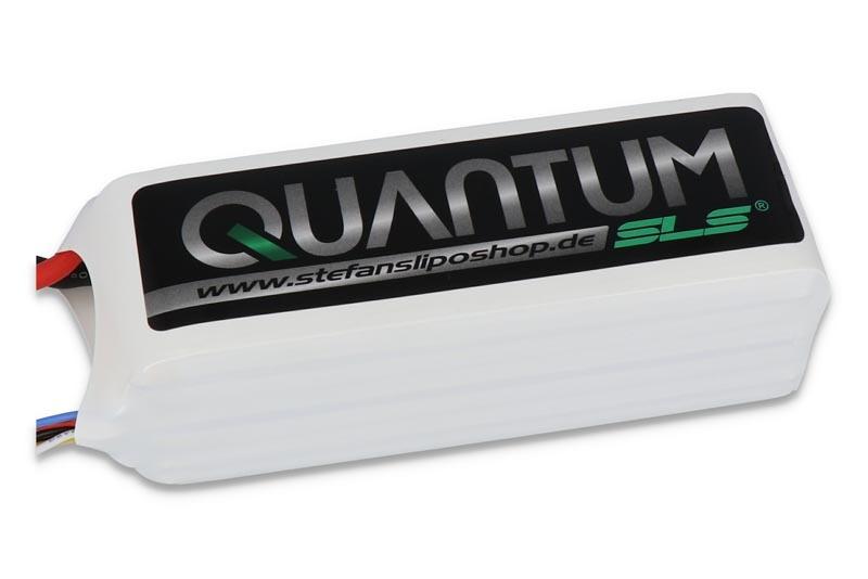 SLS Quantum 4500mAh 6S1P 22,2V 30C/60C