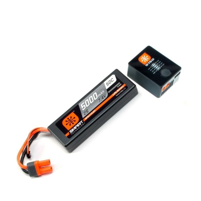 Smart PowerStage 2S Bundle (EU) 2S 5000mAh LiPo + Lader S150