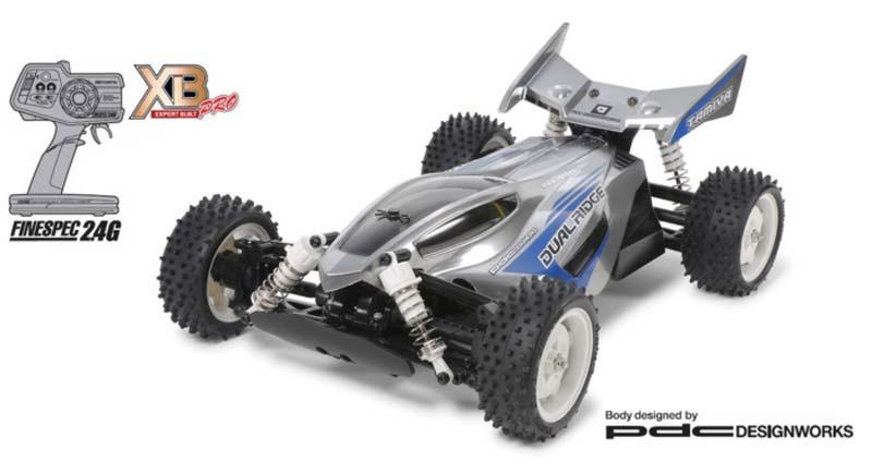 XB Dual Ridge TT-02B 2,4GHz RTR 1:10 4WD Buggy