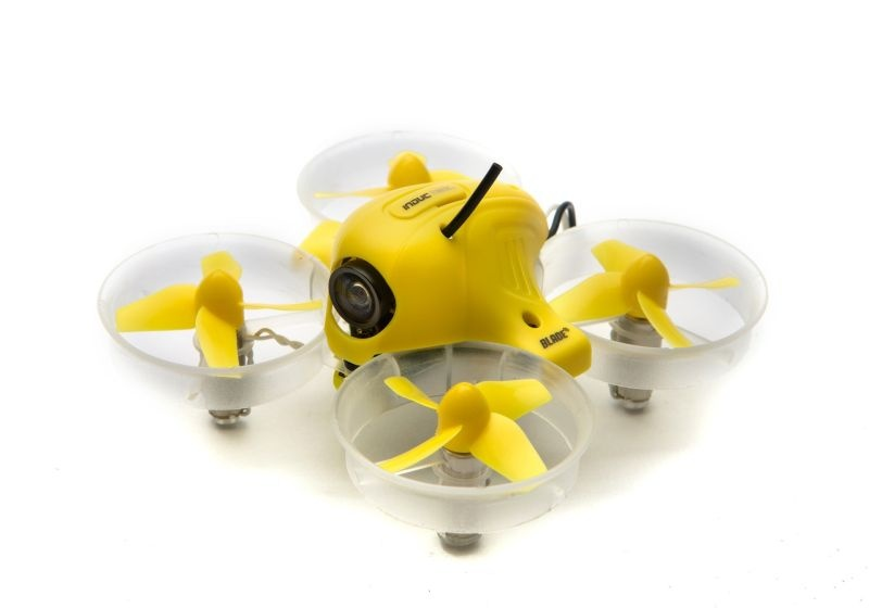 Inductrix FPV RTF Mode 2 EDF Quadrocopter mit SAFE, Kamera