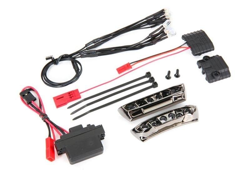 LED Licht-Kit komplett 1/16 E-Revo