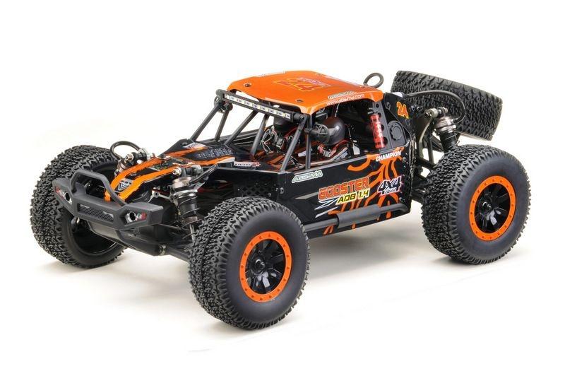 Desert Buggy ADB 1.4 orange 4WD RTR 1:10