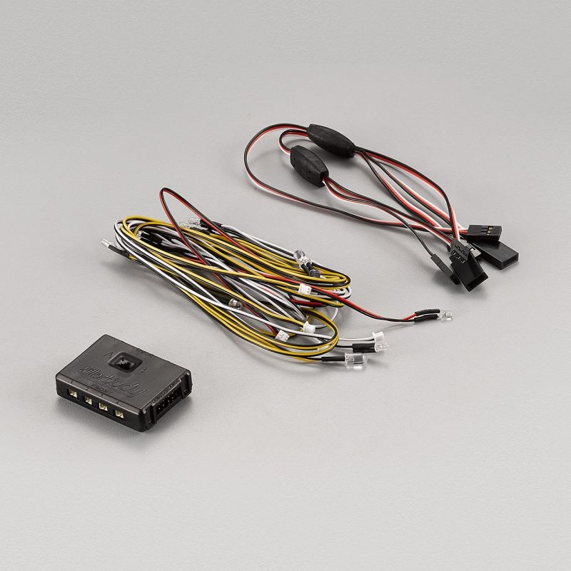 LED Lichtset mit Kontrollbox 14 LEDs für Toyota LC70