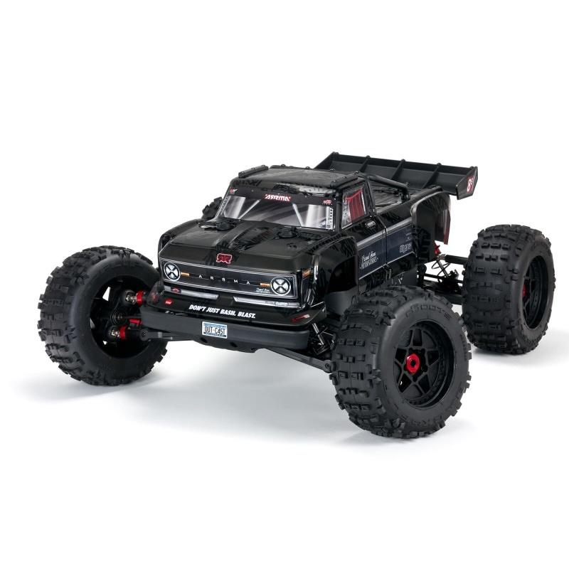 OUTCAST 4WD EXtreme Bash 1:5 Roller, schwarz