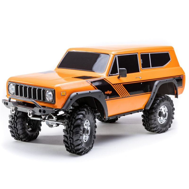 GEN8 Scout II 4WD Scale Crawler 1/10 2,4GHz RTR, orange