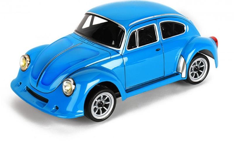 Beetle MK1 Karosserie (klar) 1/10 inkl. Dekor für M-Chassis