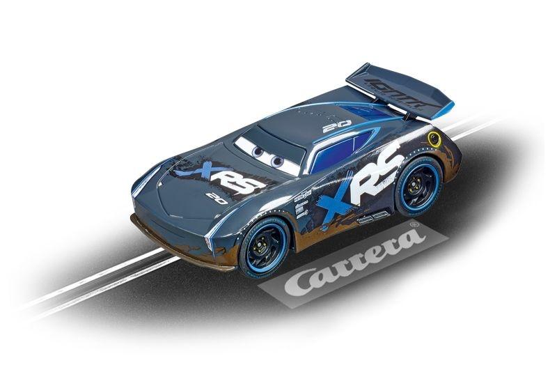 GO!!! Disney·Pixar Cars - Jackson Storm - Mud Racers