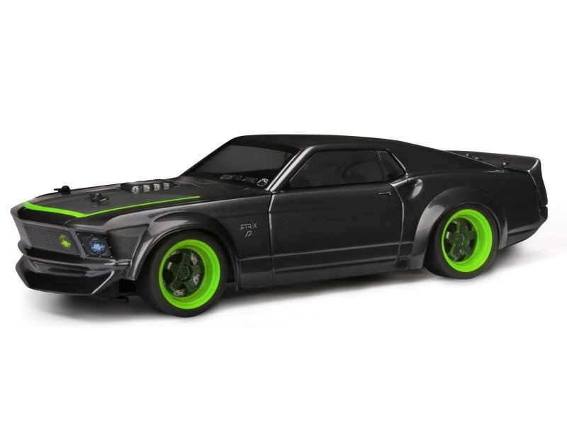 Micro RS4 RTR 1969 Ford Mustang RTR-X Karosserie