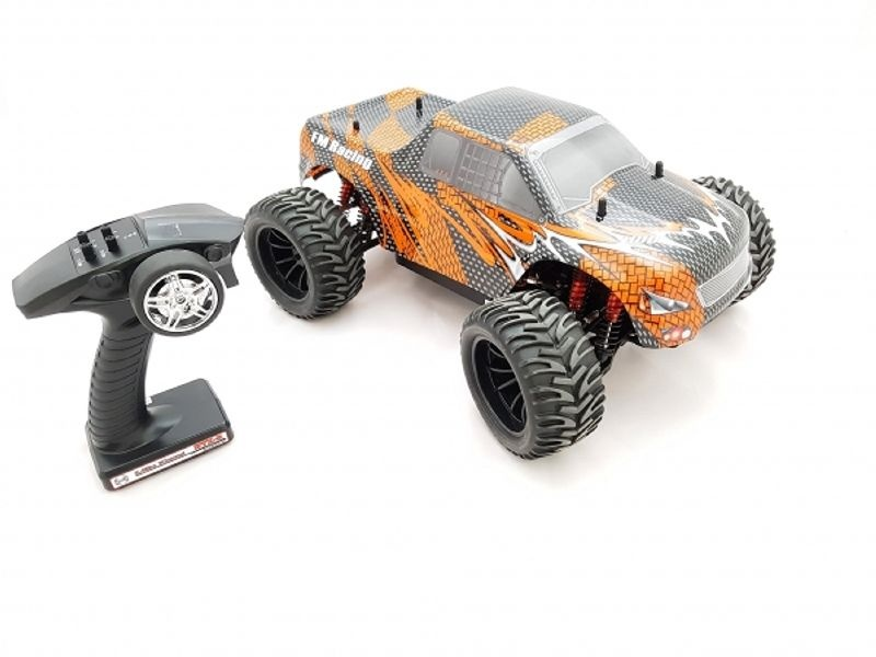 FMR-X3 4WD Monster Truck 1/10 Brushless 2,4GHz RTR