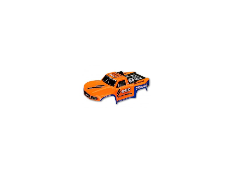 Karo, LaTrax 1/18 SST, Robby Gordon orange/blau #7