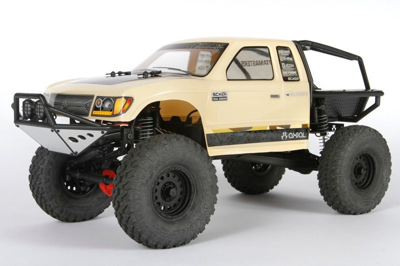 SCX10 II Trail Honcho 4WD 1/10 RTR Crawler