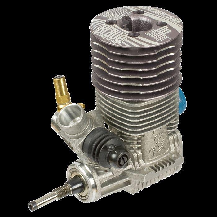 NOVAROSSI BRAVE 3.5cc 5K RE LS Turbo / OnRoad Motor