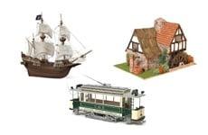 Historischer Modellbau