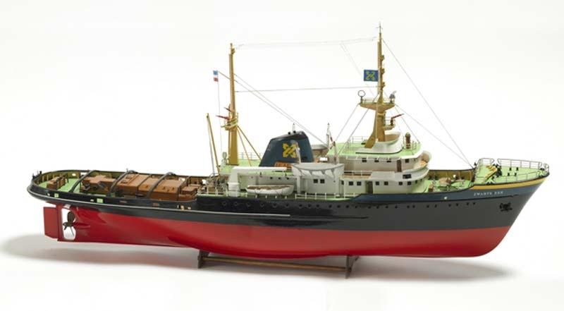 Zwarte Zee 1:90  RC-Baukasten