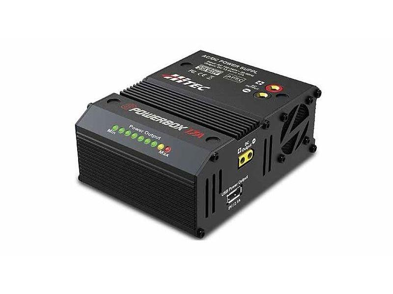 ePowerBox 17A Netzteil (Für Ladegerät X1 Pro und ähnliche)