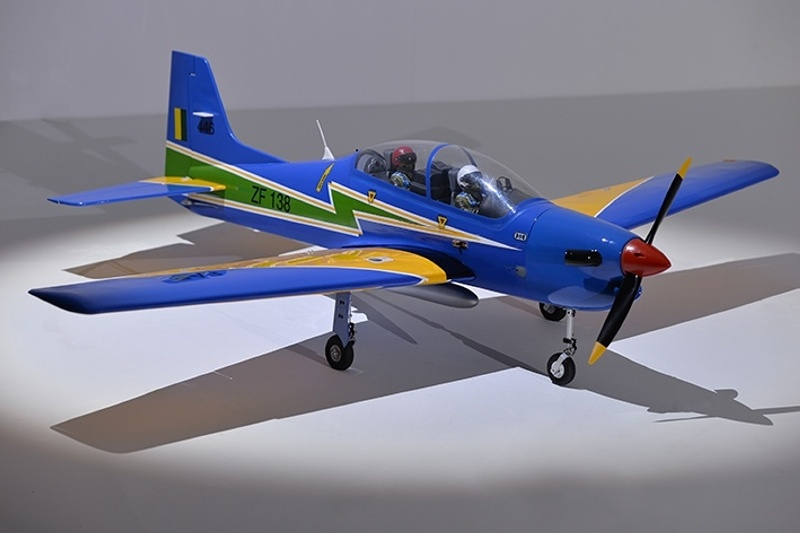 Tucano MK2 Motorflugzeug 173cm