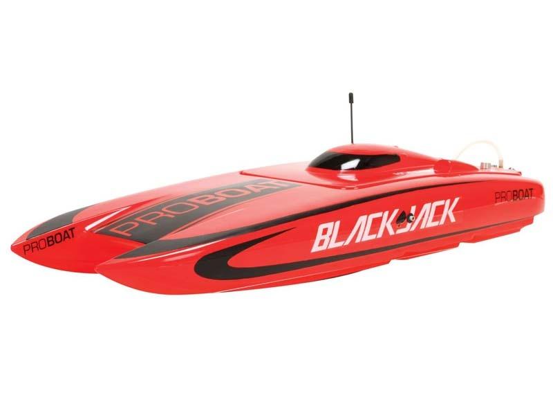 Pro Boat Blackjack 24 Brushless Catamaran RTR