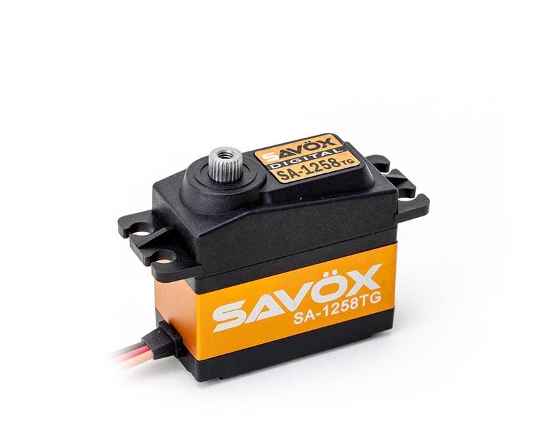 SA-1258TG High Speed / Torque Digital Servo 0,08sek / 12kg