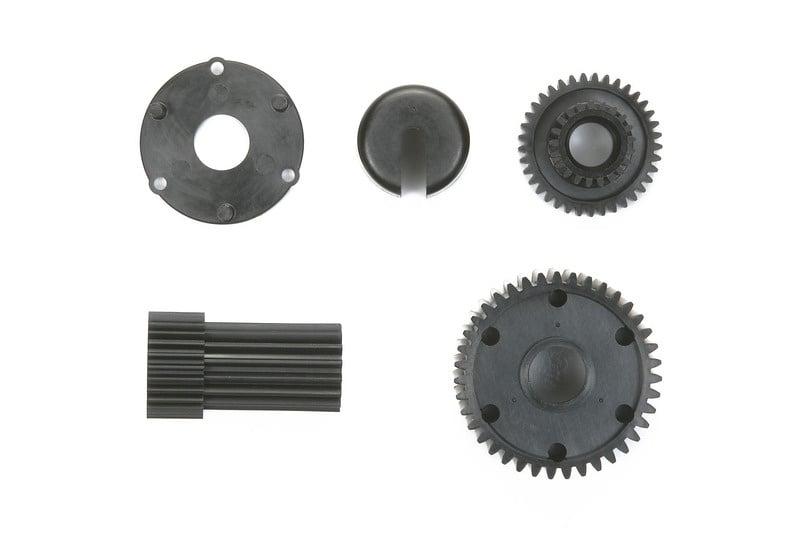 M-03/04/05/06 Getriebe verstärkt schwarz