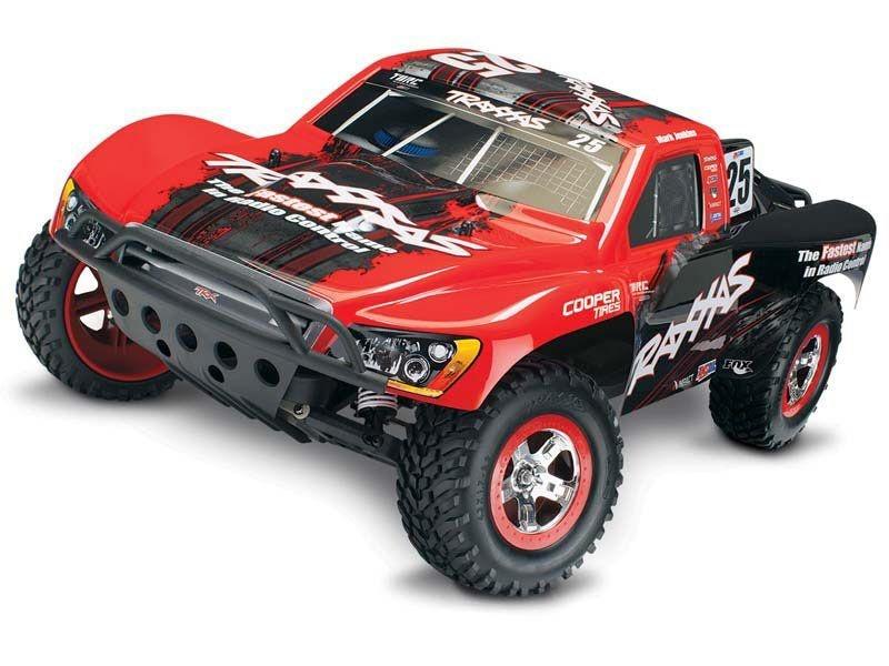 Slash 4x4 BRUSHLESS +TSM Short-Course-Truck ohne Akkus/Lader