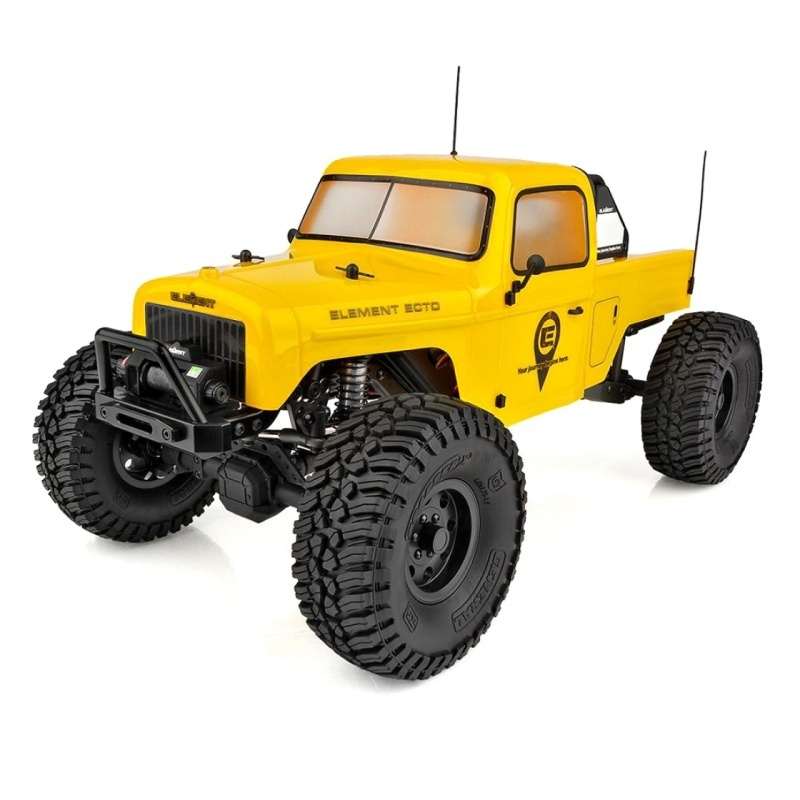 Enduro Ecto Trail Truck 4WD 1:10 Rock Crawler 2,4GHz RTR