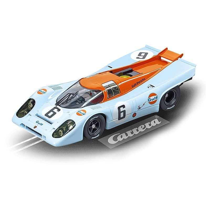 Digital 124 Porsche 917K J. W. Automotive Engineering No.6