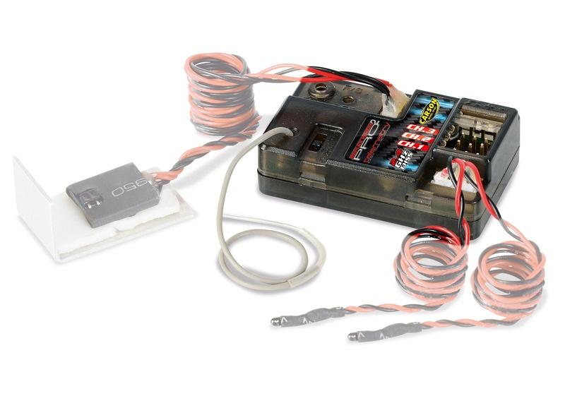 Empfänger Reflex Pro2 Telemetry 2,4GHz