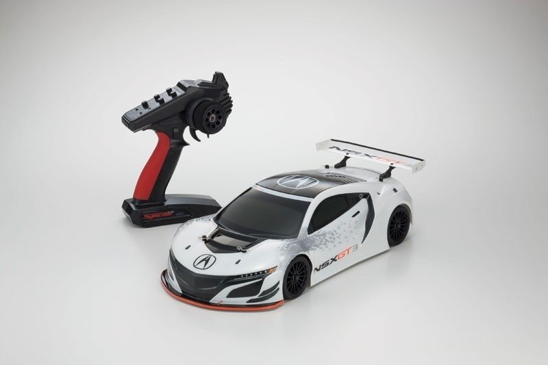 FW06 Acura NSX GT3 1:10 Onroad Nitro Readyset