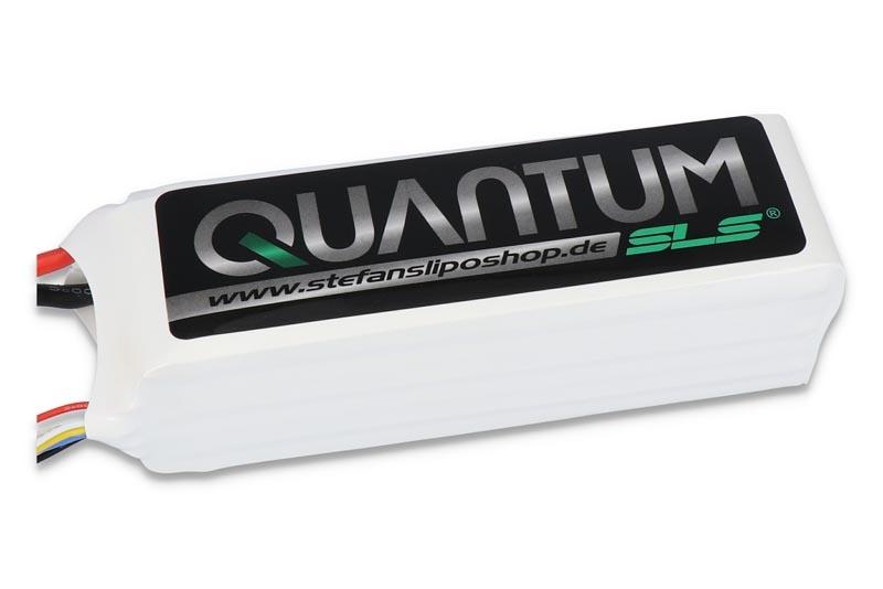 SLS Quantum 5000mAh 6S1P 22,2V 30C/60C